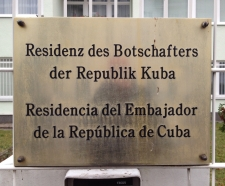 Cuban Embassy - Berlin