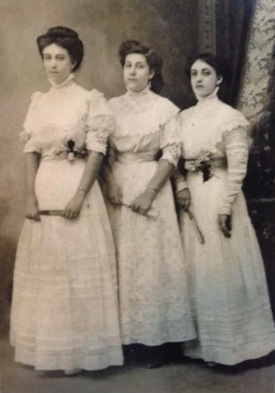 Gonzales-Rodiles Vidaud Sisters