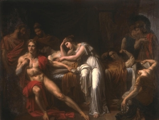 Gué - Death of Patroclus