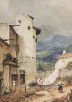 Gué - Romantic Landscape