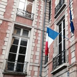 Place des Vosges - Faded