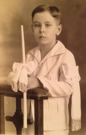 Vidaud, Pierre - First Communion