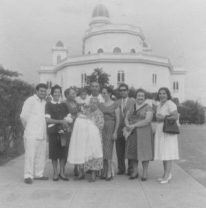 1960 - Bautismo - En El Cobre