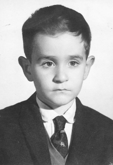 Me in Madrid - 1963 - BW