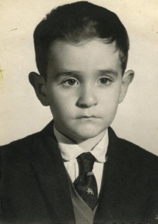 Me in Madrid - 1963