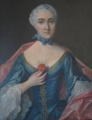 Jayet, Luce - Portrait