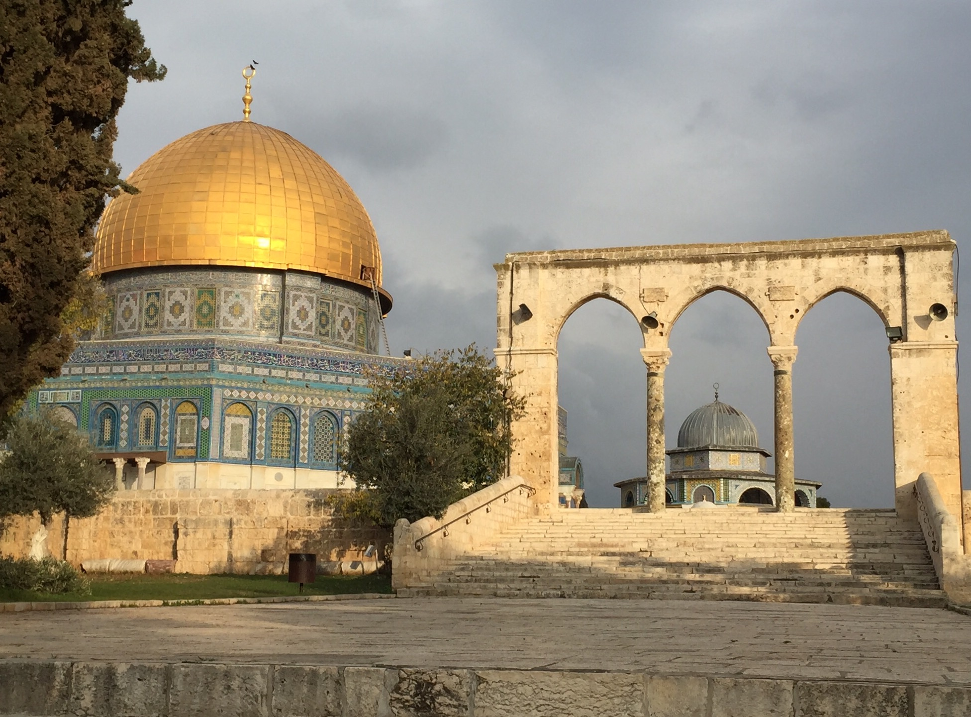 Dome of the Rock, 2